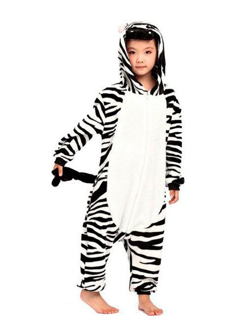 Пижама Зебра детская