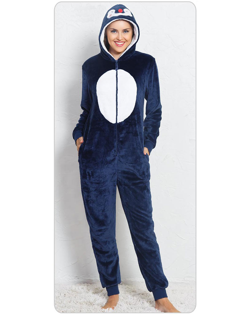 21764727dd65 Пижама человечек женская SNK-133 3399 - Sofi Soft