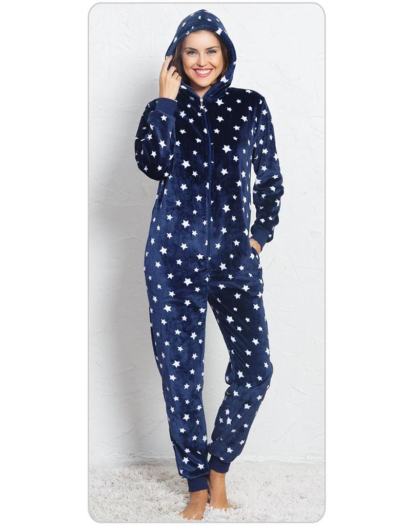 f5cdb82c3ccd Пижама человечек женская SNK-140 3406 - Sofi Soft
