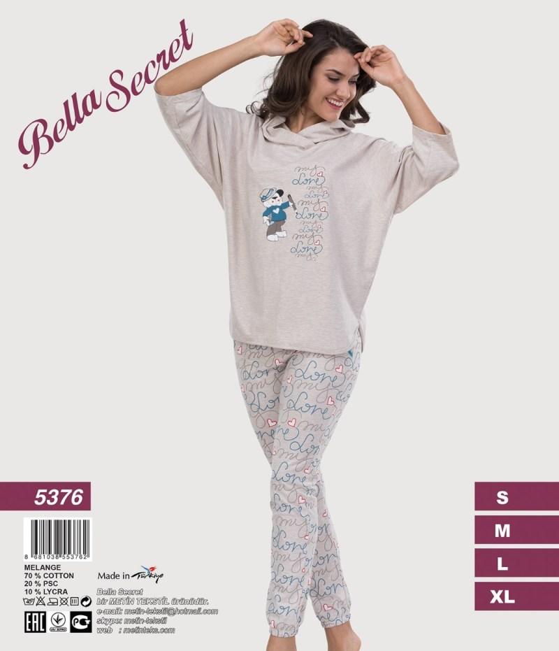 Пижама женская Metin 5376
