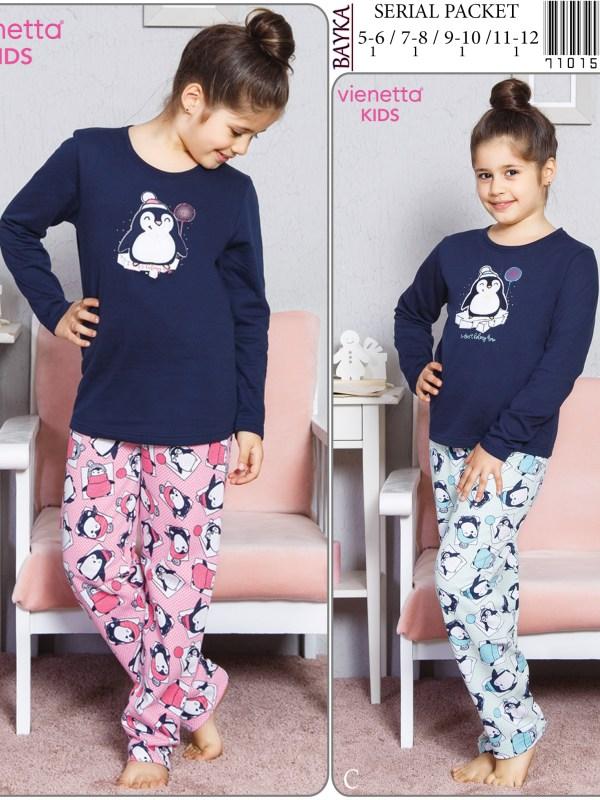 Пижама детская байка 7101540000