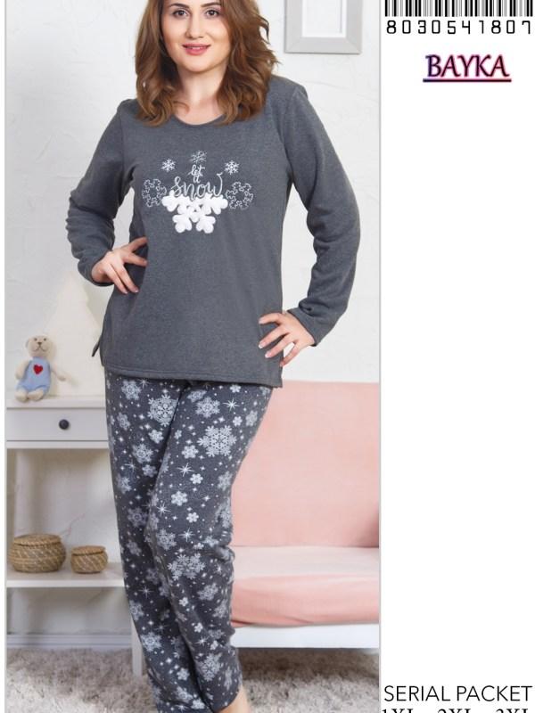 Пижама женская Брюки 8030541807