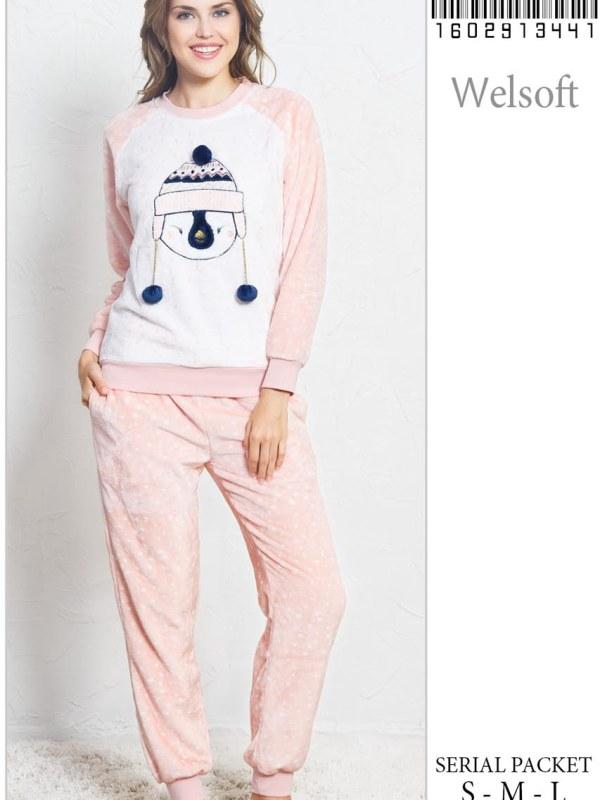 Пижама женская Брюки 3441