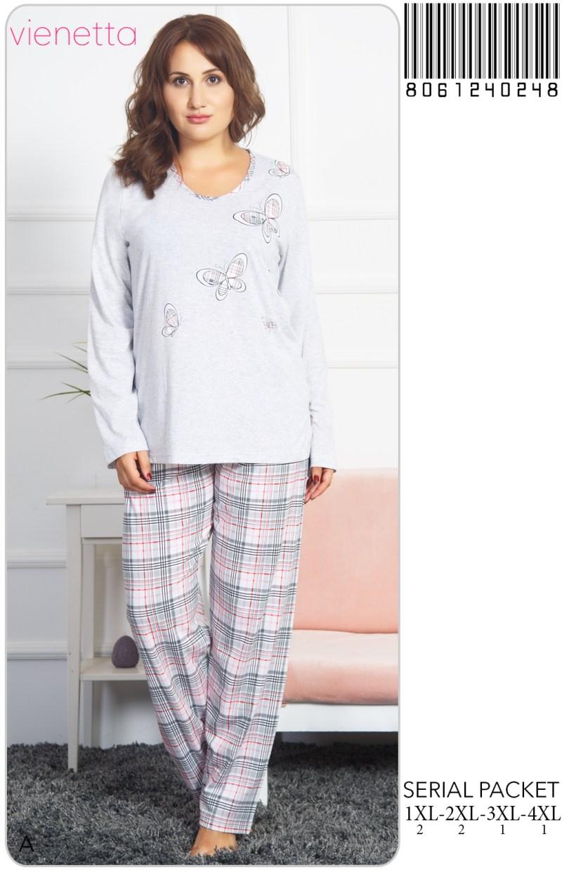 Пижама женская Брюки 8061240248