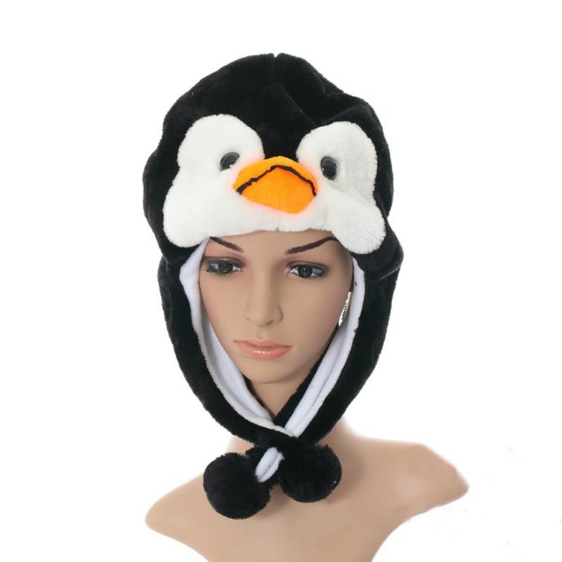 Шапка Penguin SofiSoft short