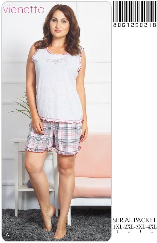 Пижама женская Шорты 8061250248