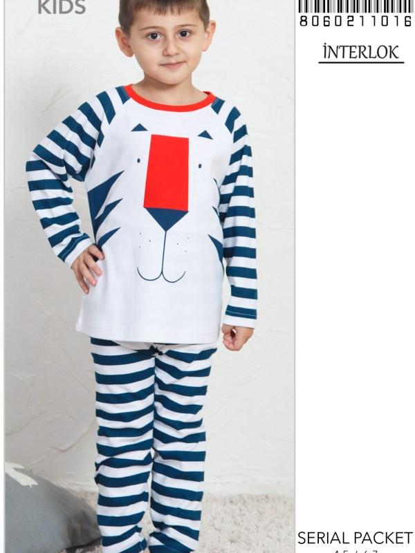 Пижама детская 8060211016