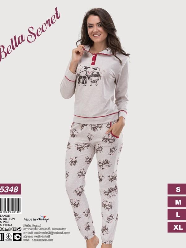 Пижама женская Metin 5348