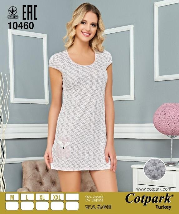 Ночная рубашка Cotpark 10460