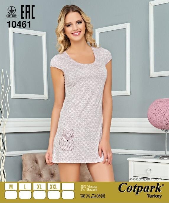 Ночная рубашка Cotpark 10461