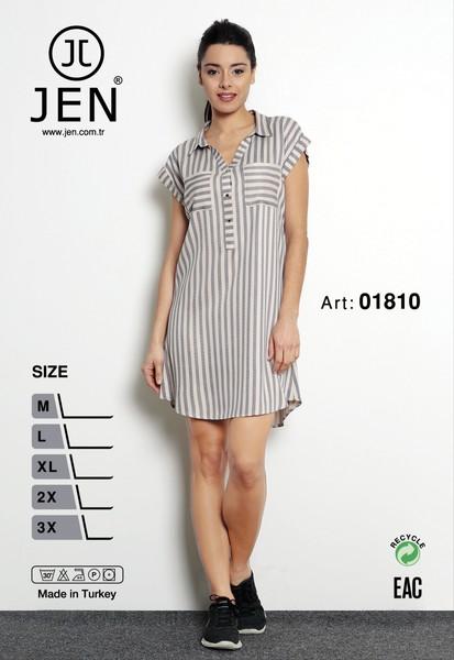 Халат рубаха Jen 01810