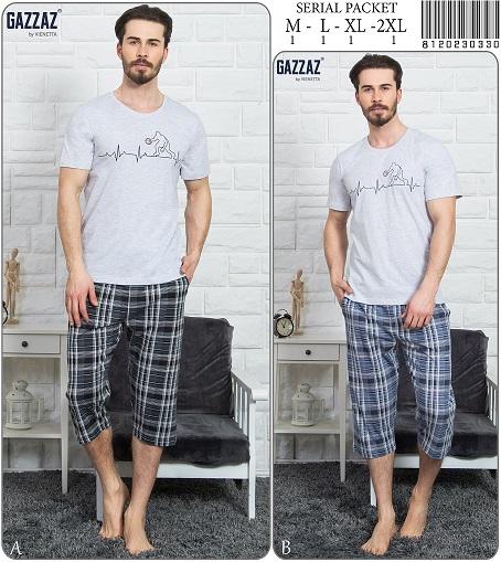 Пижама мужская Капри 8120230330