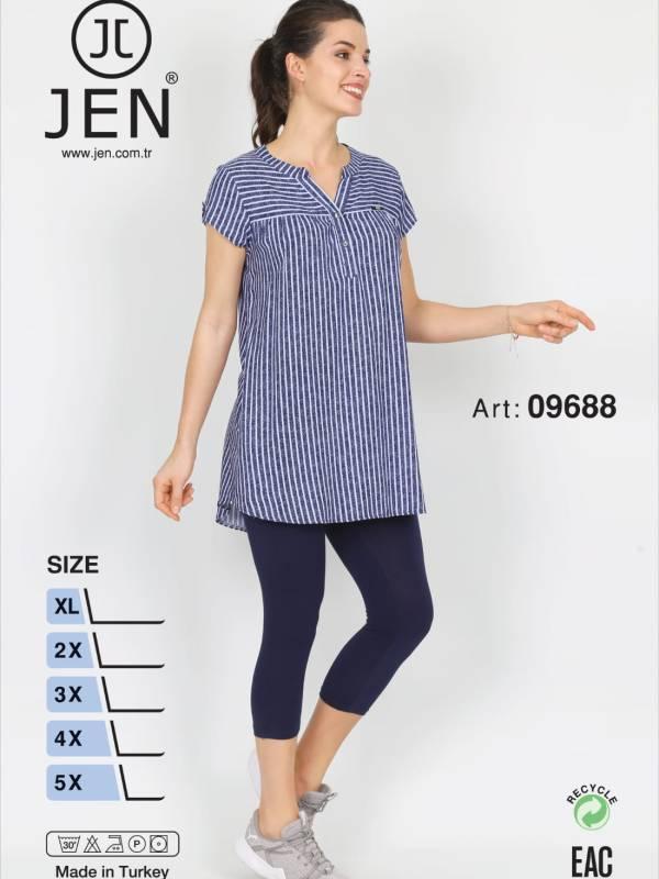 Костюм женский лосины Jen 09688