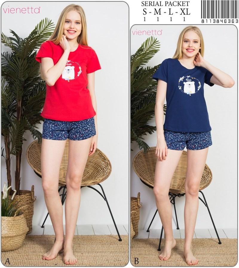 Пижама женская Шорты 8113846363