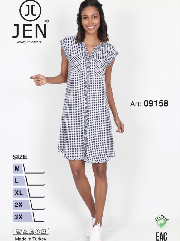 Халат рубаха Jen 09158