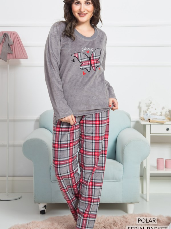 Пижама женская Брюки 9020954983