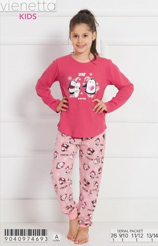 Пижама детская брюки 9040974693
