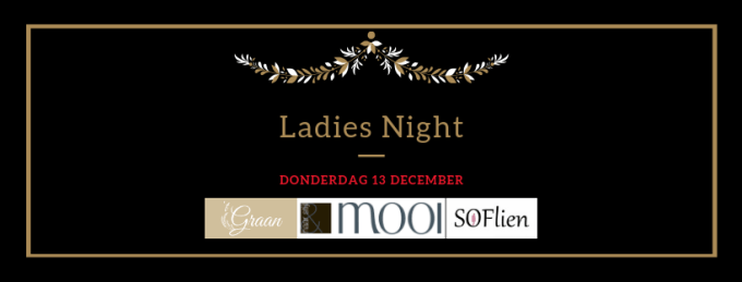 Ladies night banner facebook