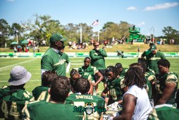 130 - USF Spring Game 2018 - USF DC Brian Jean-Mary by Dennis Akers | SoFloBulls.com (6016x4016)