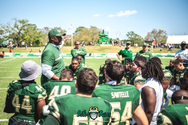 132 - USF Spring Game 2018 - USF DC Brian Jean-Mary by Dennis Akers | SoFloBulls.com (5585x3728)