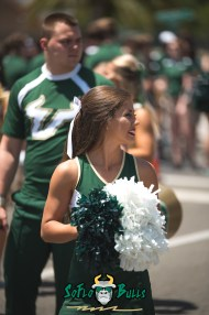 2 - USF Spring Game 2018 - USF Cheerleader by Dennis Akers - SoFloBulls.com (4016x6016)