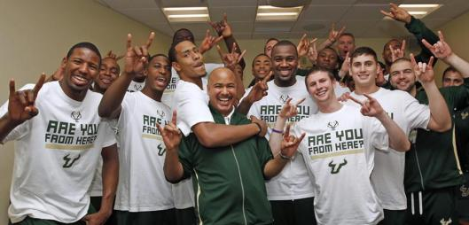 2012-2013: Stan Heath's Regime|#54 South Florida: College Basketball Countdown | By Scott Shirely