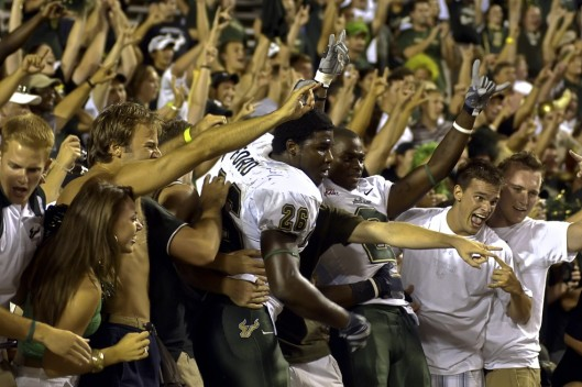 Historic Wins: 2007 Auburn OT Thriller   by Matthew Manuri   SoFloBulls.com  
