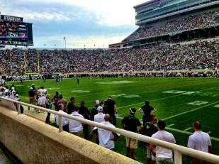The Spartan Showdown | Spartan Stadium Field Shot | SoFloBulls.com |