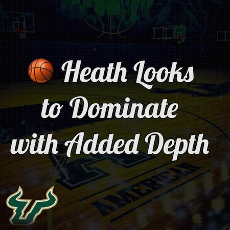 Heath Looks to Dominate with Added Depth | by Tom Zebold | SoFloBulls.com |