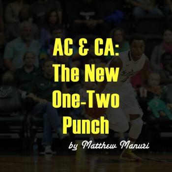 USF Bulls G Corey Allen | AC & CA-The New One Two Punch by Matthew Manuri | SoFloBulls.com |