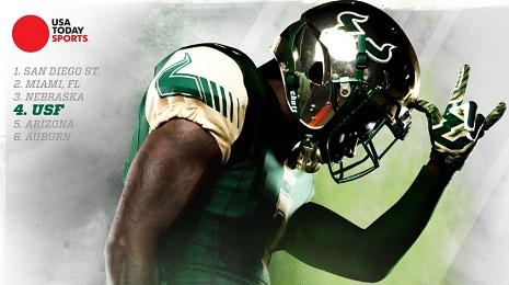 USA Today Thinks USF Will Crack the Top 25 SoFloBulls.com (465x260)