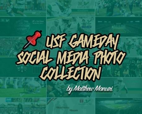 USF Gameday Social Media Photo Collection by Matthew Manuri | SoFloBulls.com