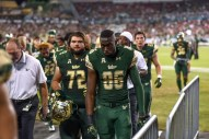 USF WR Stanley Clerveaux vs NIU 2016 by Dennis Akers (2048x1367)