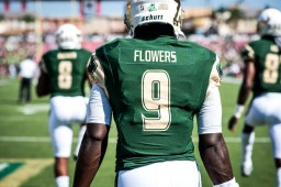 FSU vs USF 2016 30 - Quinton Flowers 2 Pre-game by Dennis Akers (6016x4016)