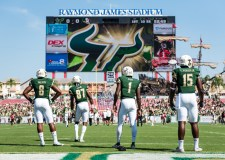 FSU vs USF 2016 31 - Tyre McCants, Rodney Adams, Chris Barr and Vincent Jackson 2 Pre-game by Dennis Akers (5272x3766)