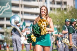 FSU vs USF 2016 8 - Cheerleaders 3 by Dennis Akers (5785x3844)