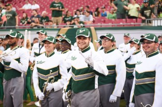 USF Band vs. NIU
