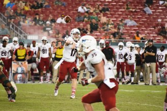 NIU QB Ryan Graham