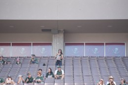 40 USF vs ECU 2016 - Mrs. Misty Spencer Akers and Sonny Akers (6016x4016)