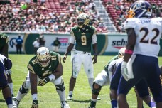 64 USF vs ECU 2016 - USF QB Quinton Flowers (6016x4016)