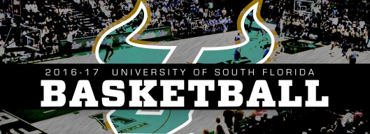 2016-17 USF Bulls Men's Basketball Facebook Cover Image by Matthew Manuri | SoFloBulls.com (2550x927)