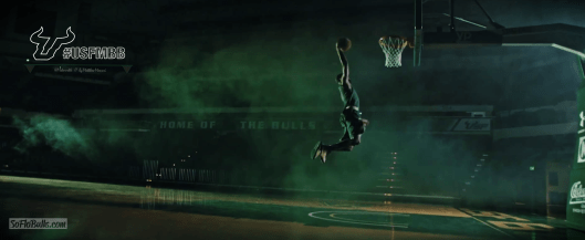 #USFMBB 2016-17 South Florida Men's Basketball Facebook Cover Image by Matthew Manuri | SoFloBulls.com (3568x1462)