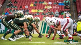 36 - Stony Brook vs. USF 2017 - USF OL vs. Stony Brook DL by Dennis Akers | SoFloBulls.com (5902x3320)