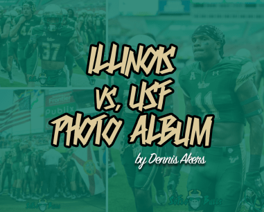 Illinois vs USF 2017 Photo Album by Dennis Akers | SoFloBulls.com