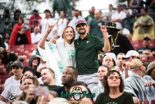 40 - USF vs. Houston 2017 - Fans in Crowd by Dennis Akers | SoFloBulls.com (6016x4016)