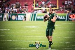 5 - USF vs. Houston 2017 - USF QB Brett Kean by Dennis Akers | SoFloBulls.com (6016x4016)