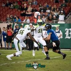 111 - Tulsa vs. USF 2017 - USF DE Juwuan Brown Josh Black by Dennis Akers | SoFloBulls.com (2710x2710)
