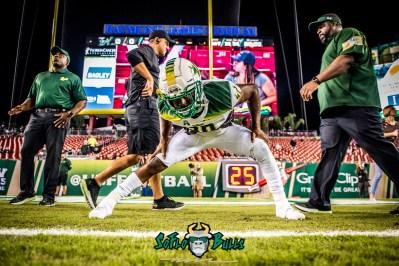 45 - Tulsa vs. USF 2017 - USF S Devin Abraham by Dennis Akers | SoFloBulls.com (5366x3582)