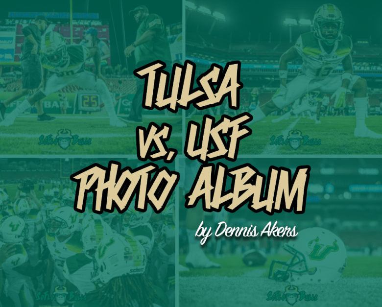 Tulsa vs USF 2017 Photo Album by Dennis Akers | SoFloBulls.com