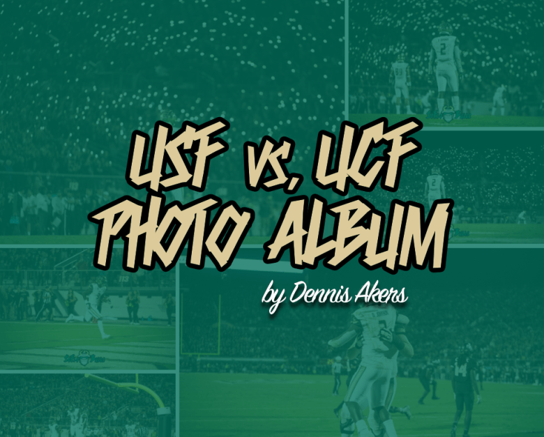 #WarOnI4 USF vs. UCF 2017 Photo Montage ReCap by Dennis Akers | SoFloBulls.com